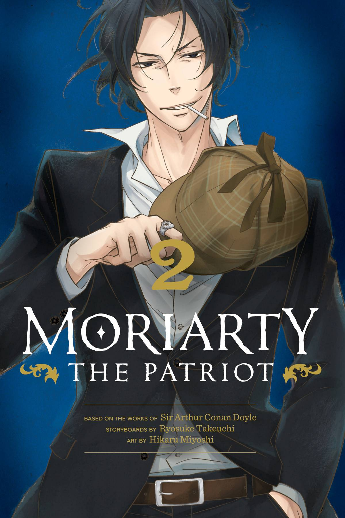 MORIARTY THE PATRIOT GN VOL 02