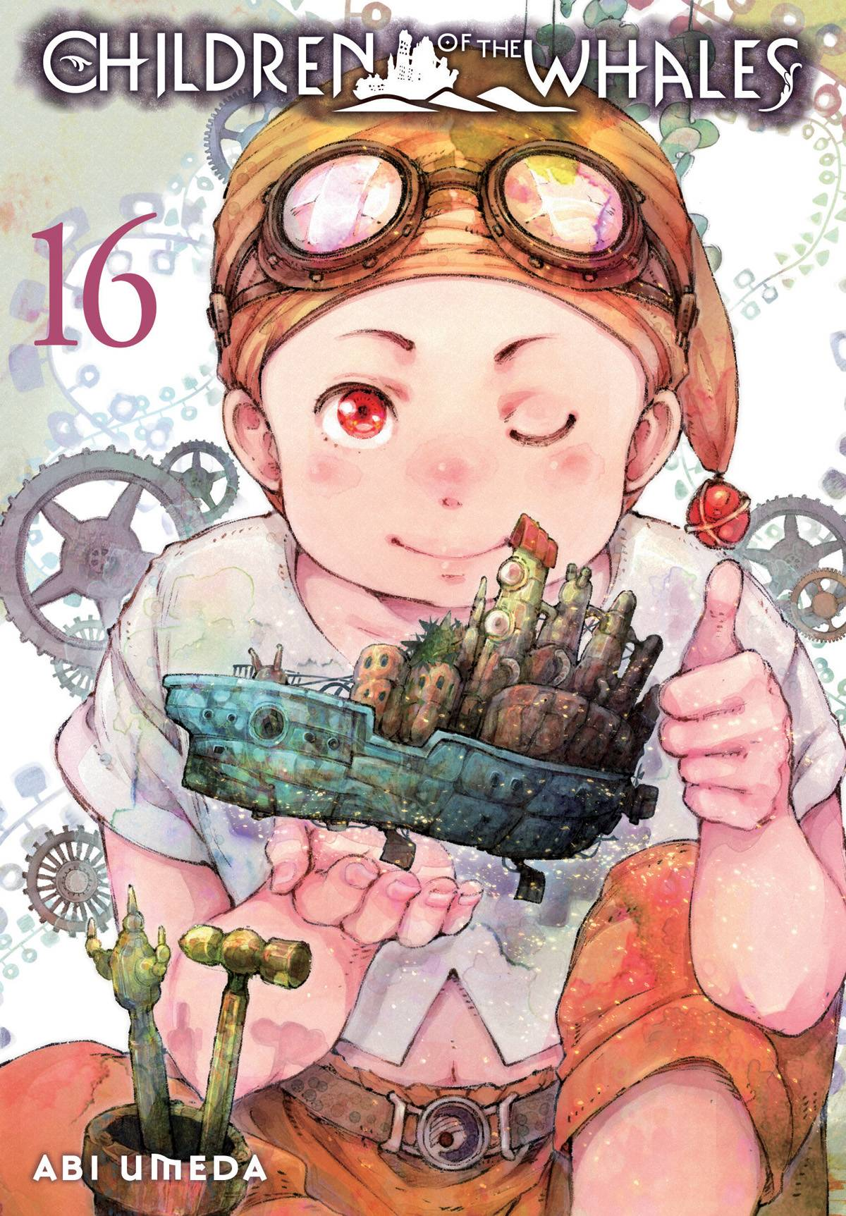 CHILDREN OF WHALES GN VOL 16