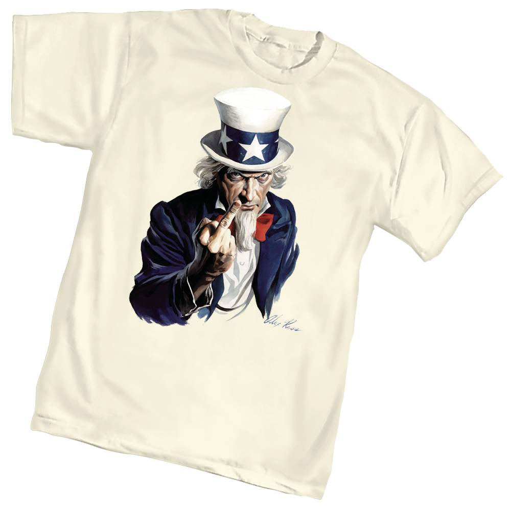 UNCLE SAM FU T/S XXL