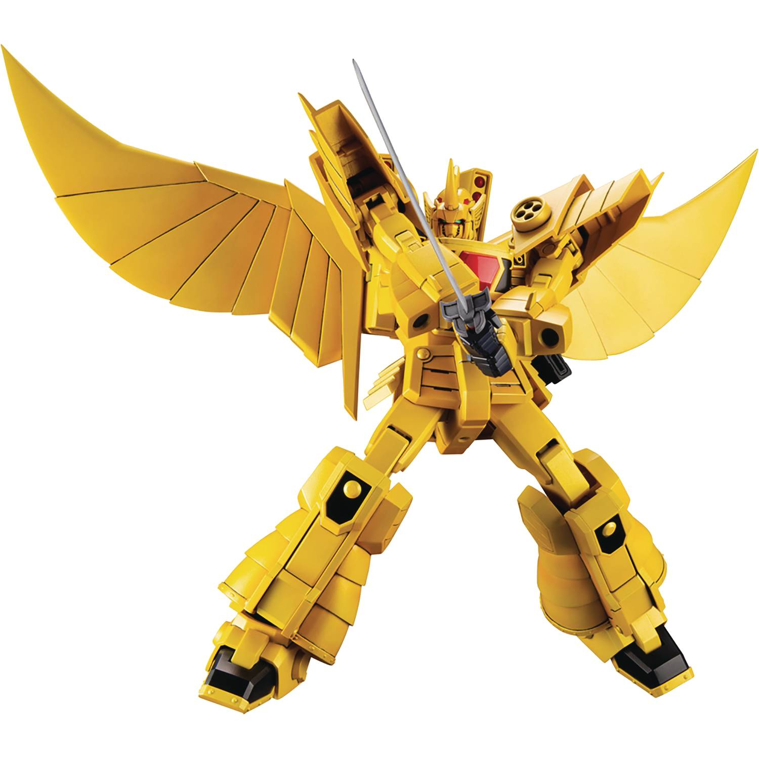 THE BRAVE OF GOLD GOLDRAN SKY GOLDRAN PLASTIC MDL KIT