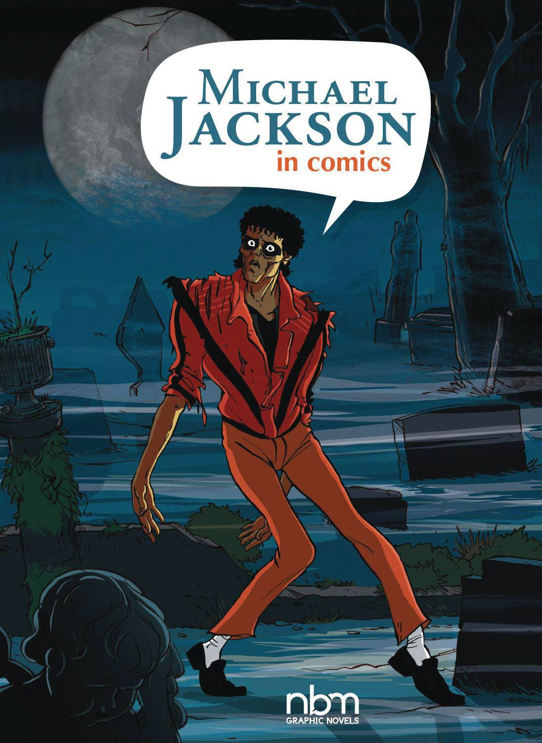 MICHAEL JACKSON IN COMICS HC