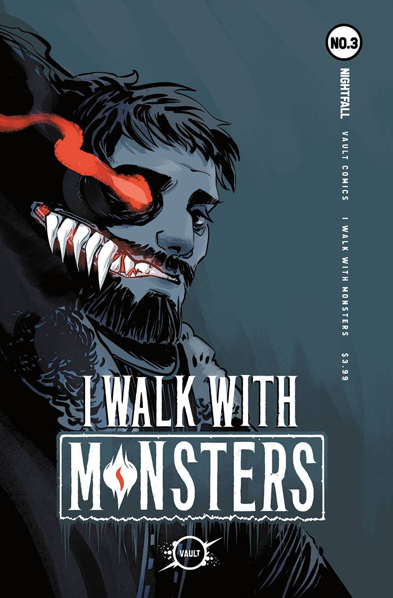 I WALK WITH MONSTERS #3 CVR B HICKMAN (MR)