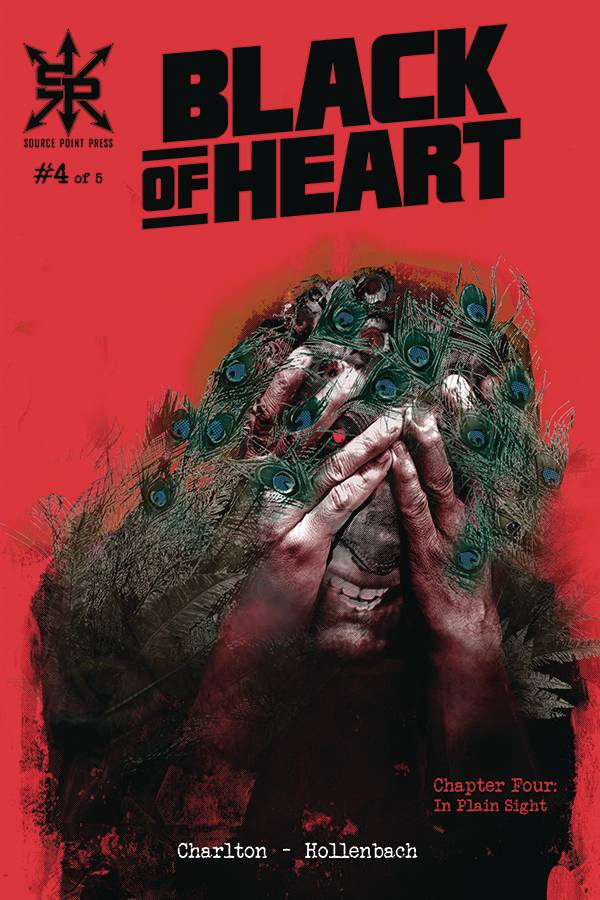 BLACK OF HEART #4 (OF 5) (MR)