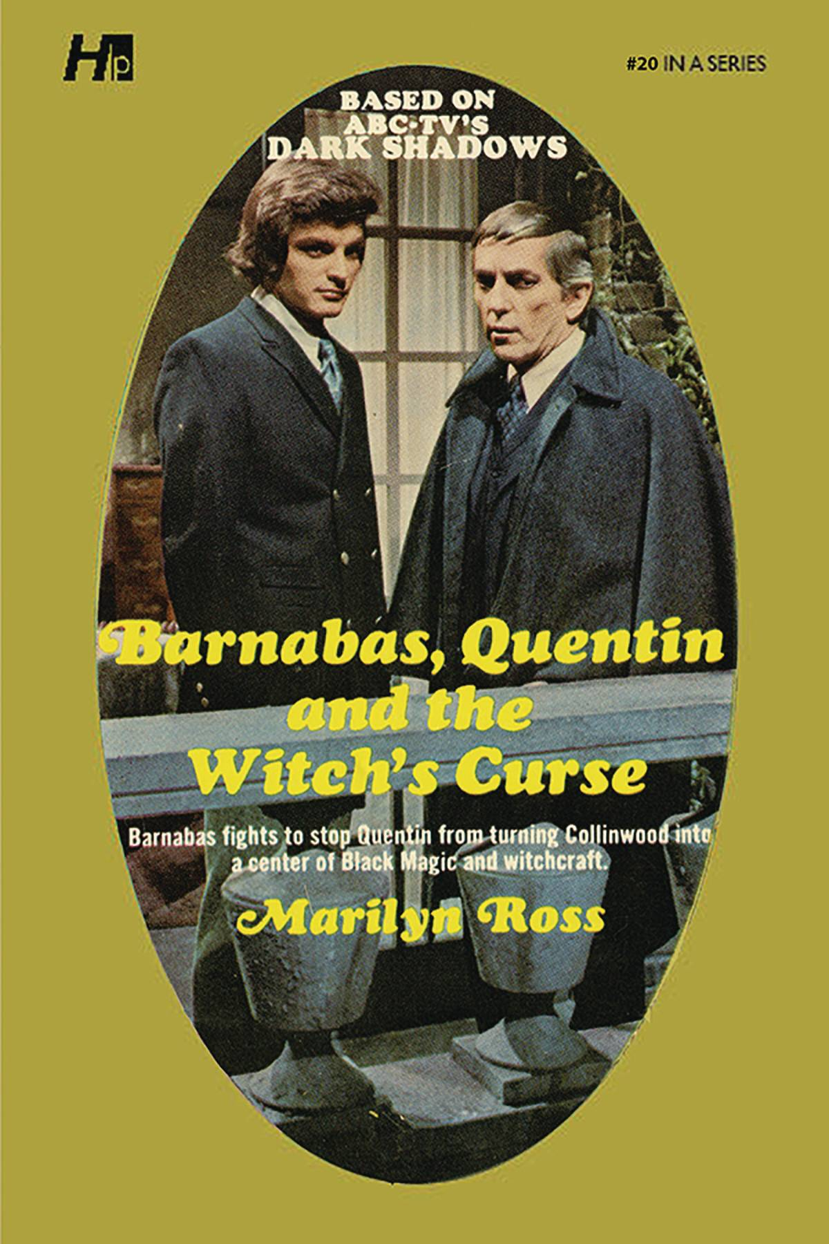 DARK SHADOWS PB LIB NOVEL VOL 20 WITCHS CURSE