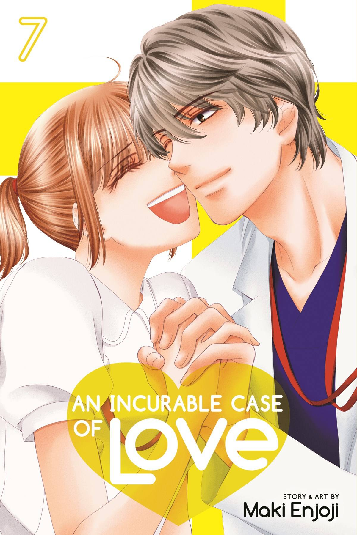 INCURABLE CASE OF LOVE GN VOL 07
