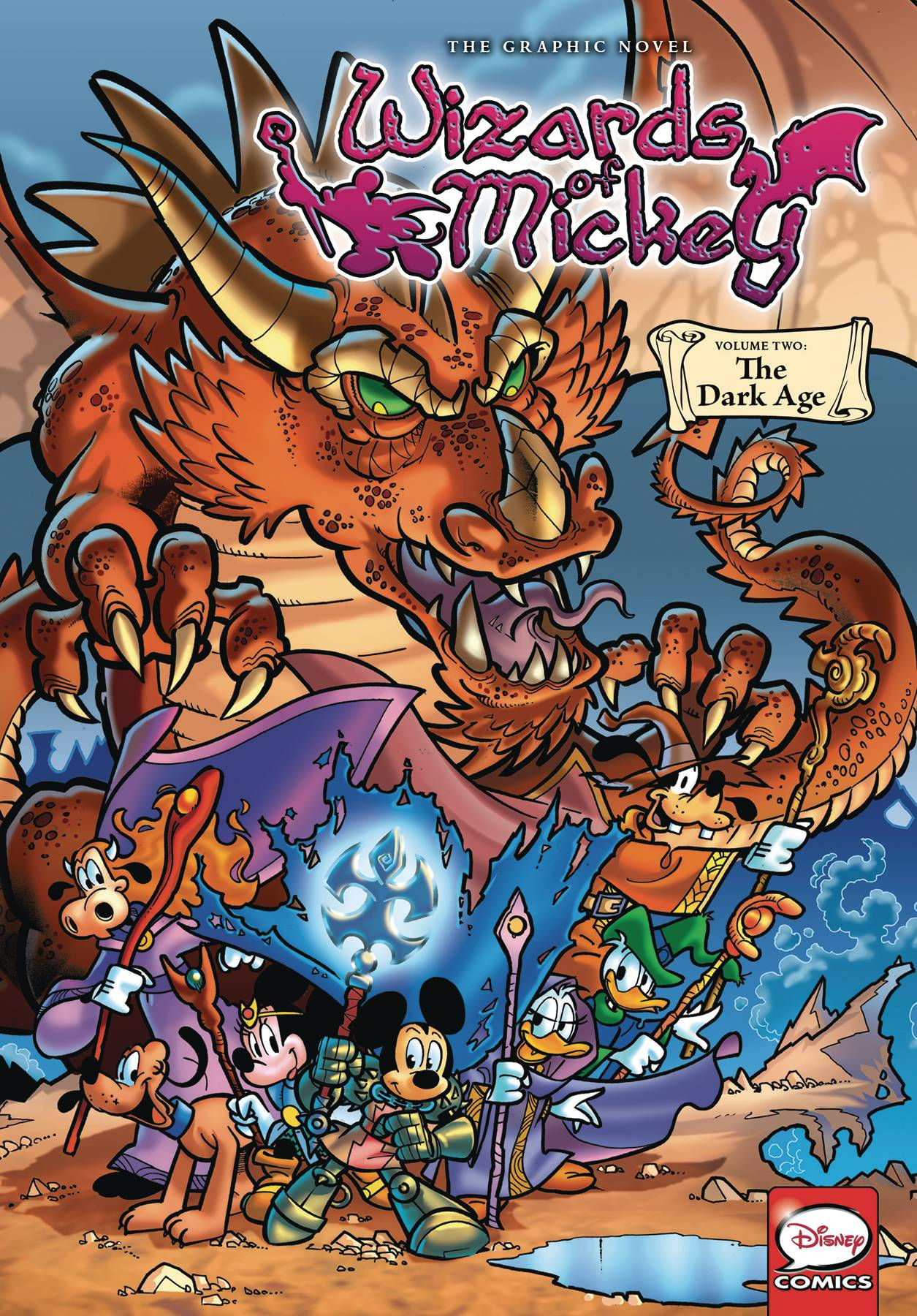 WIZARDS OF MICKEY GN VOL 02
