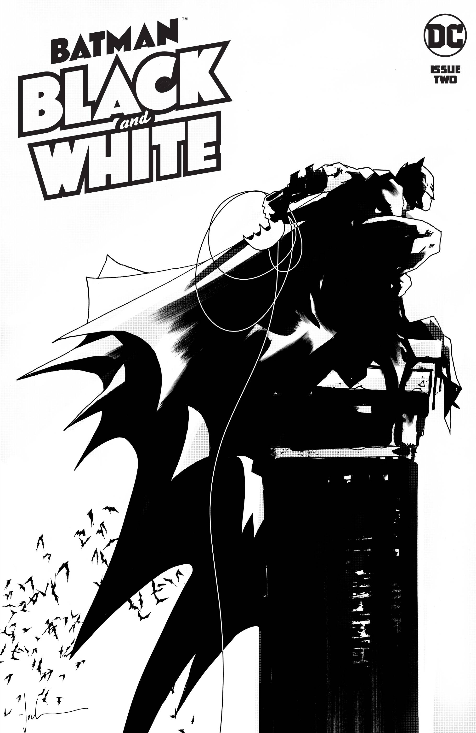 BATMAN BLACK & WHITE #2 (OF 6)