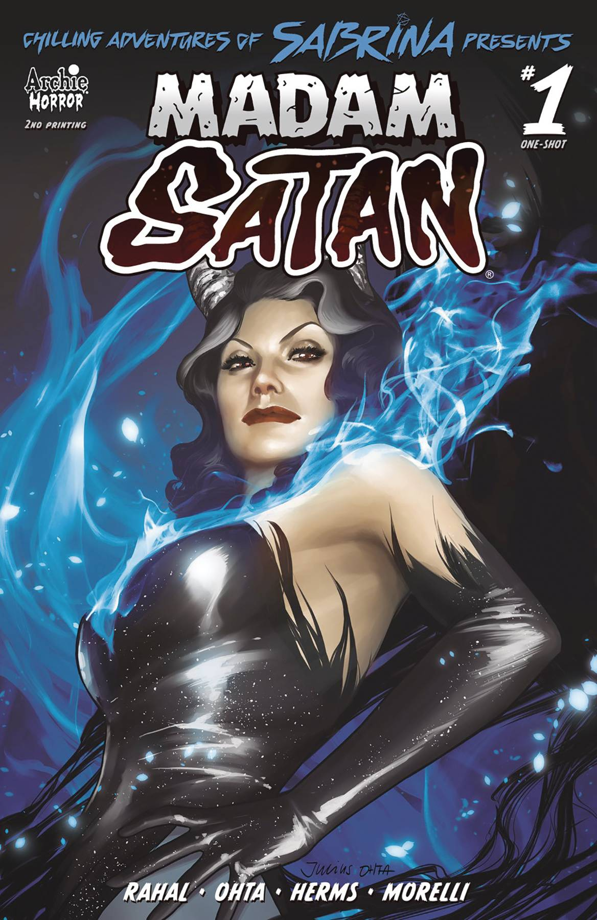 MADAM SATAN ONE SHOT CHILLING SABRINA #1 2ND PTG