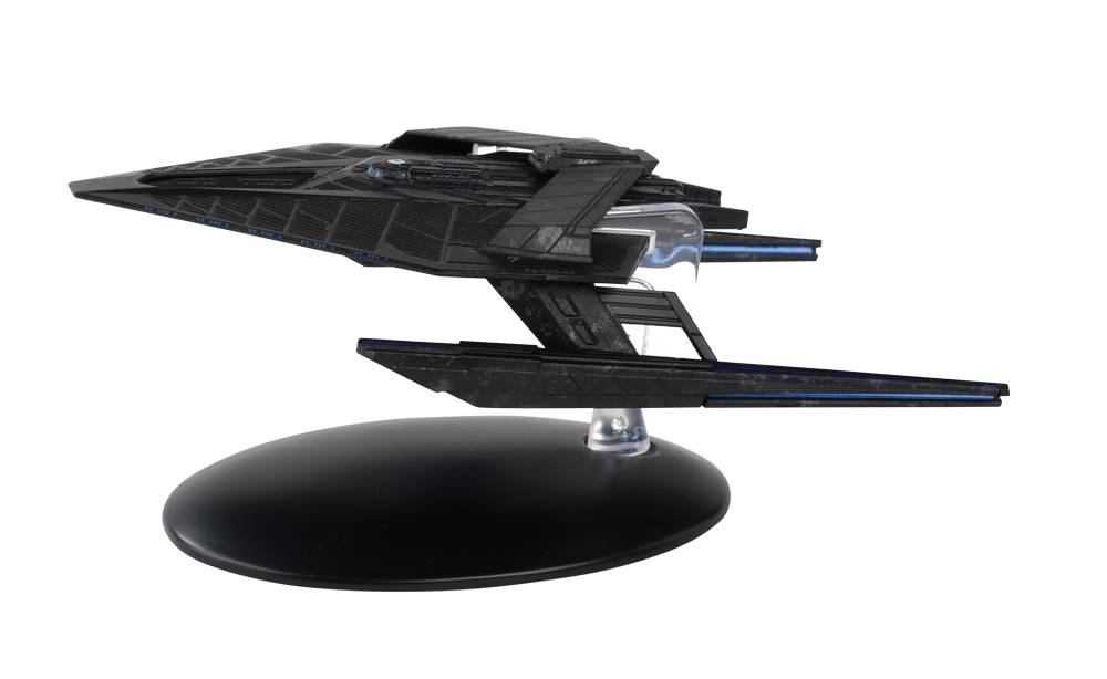 STAR TREK DISCOVERY FIG MAG #32 SECTION 31 HOU YI CLASS