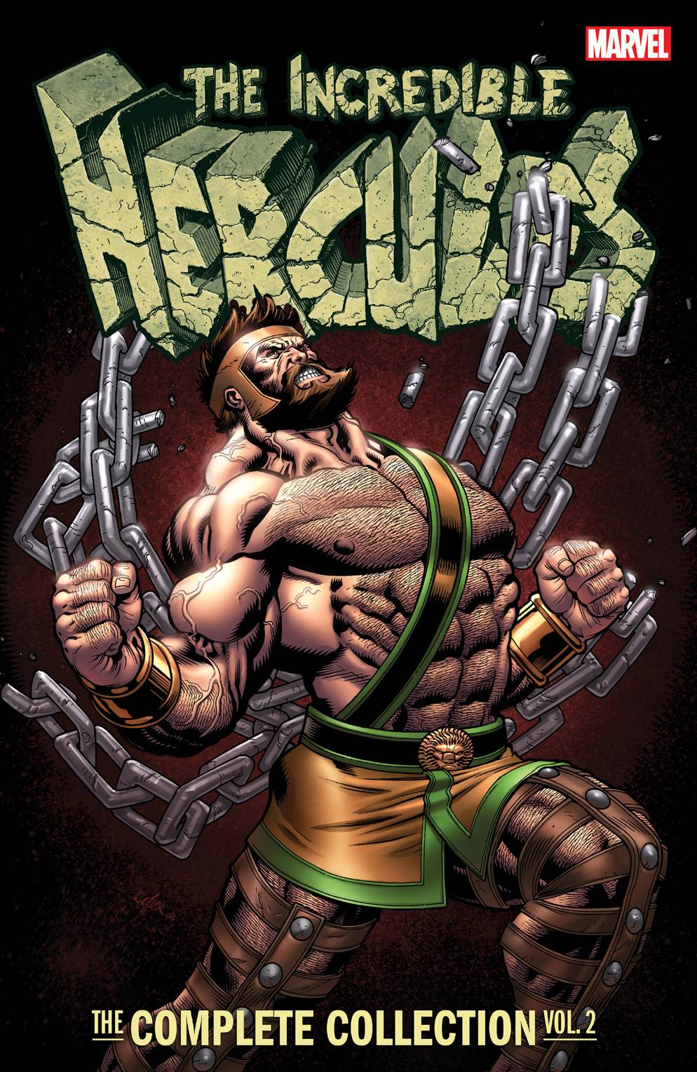 INCREDIBLE HERCULES COMPLETE COLLECTION TP VOL 02