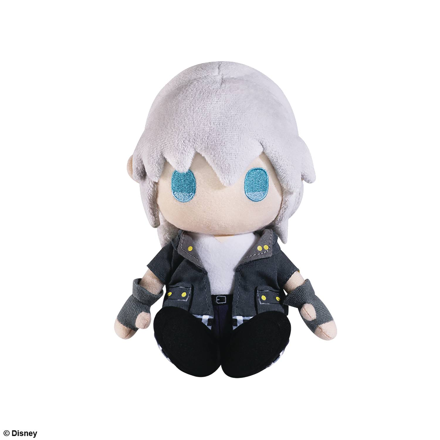 KINGDOM HEARTS III RIKU PLUSH