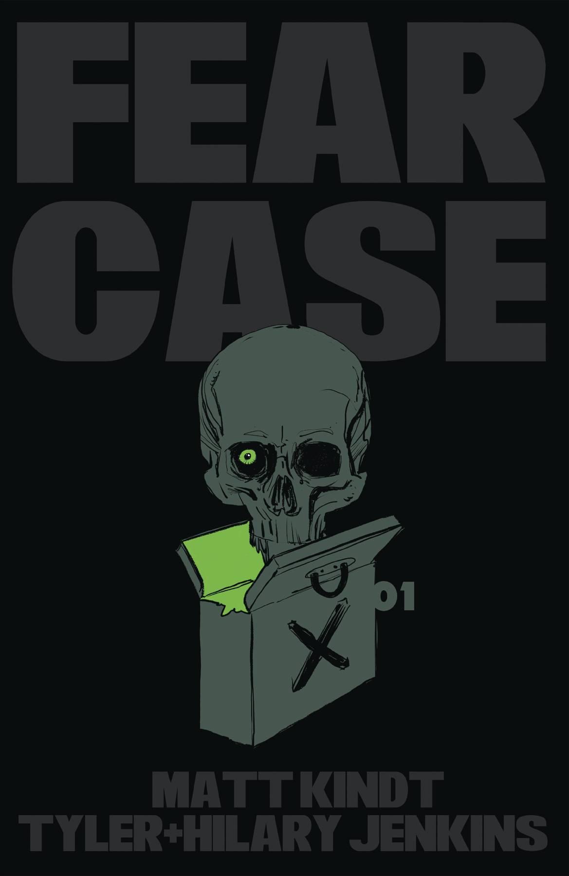 FEAR CASE #1 (OF 4)