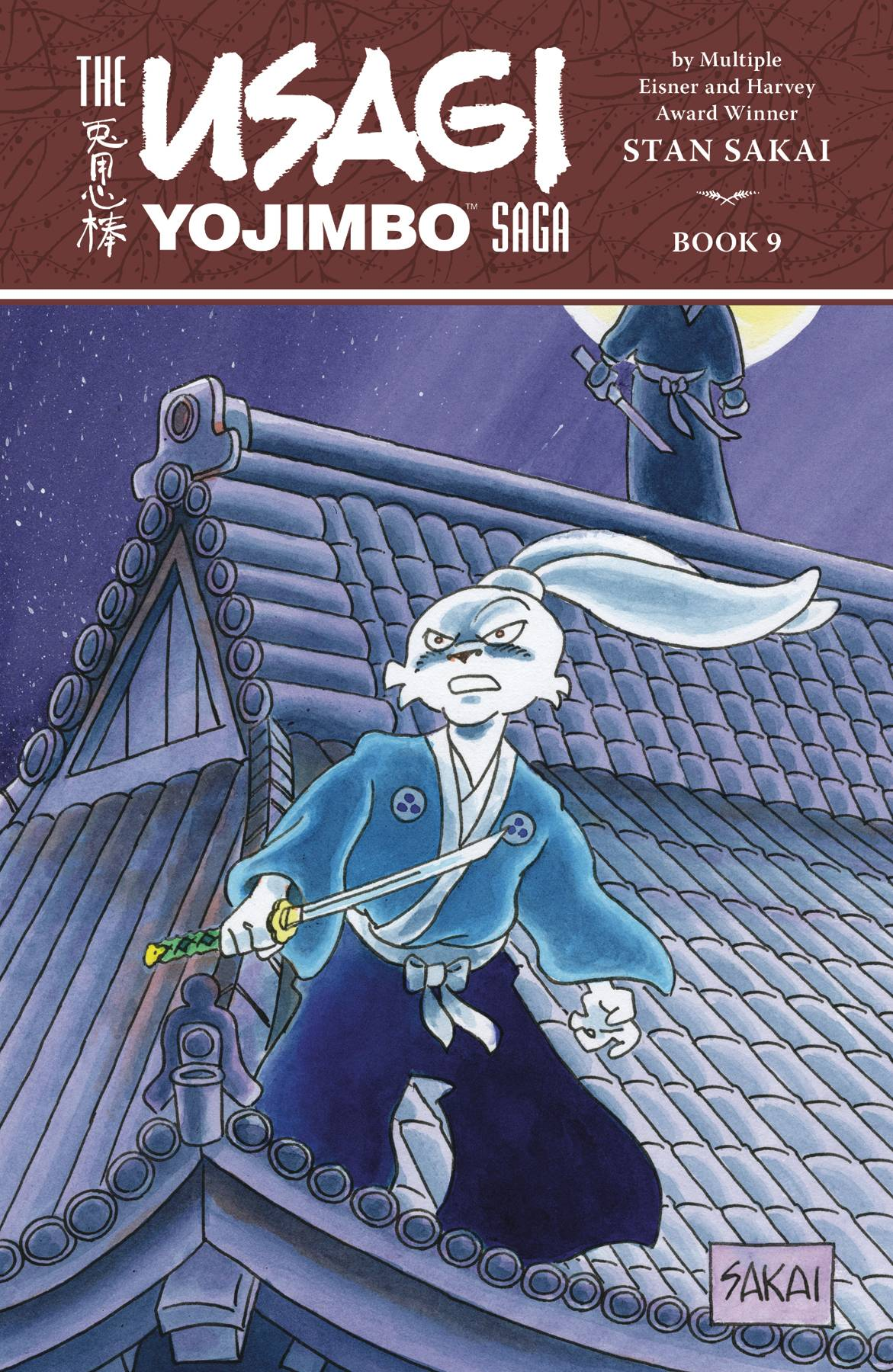 USAGI YOJIMBO SAGA TP VOL 09