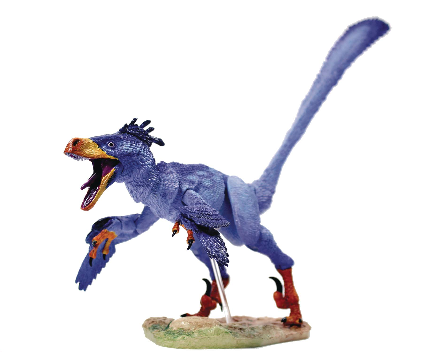 BEASTS OF MESOZOIC RAPTOR SER 2 SAURONITHOLESTES VER 2 AF (C