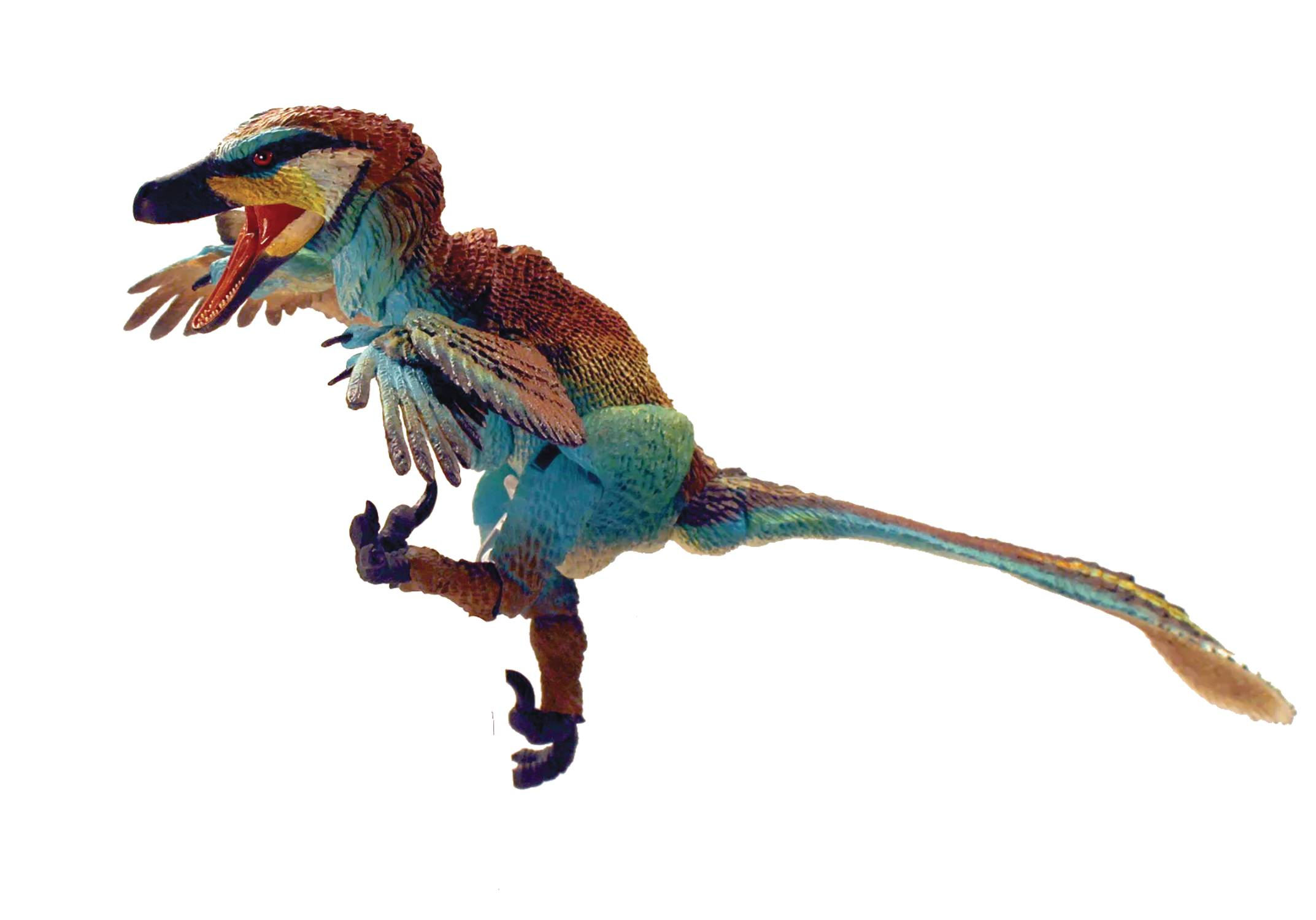 BEASTS OF MESOZOIC RAPTOR SER 2 LINHERAPTOR 2ND RELEASE AF (