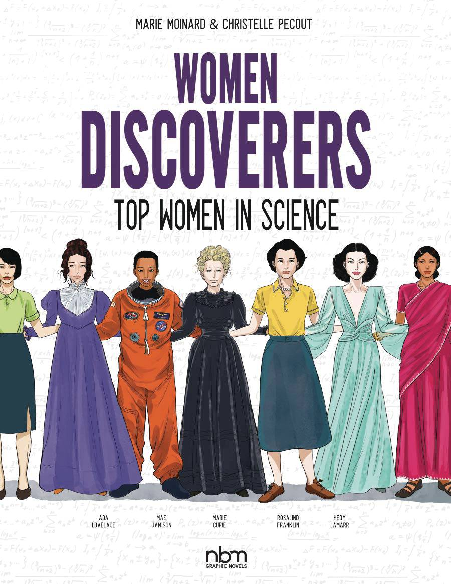 WOMEN DISCOVERERS GN