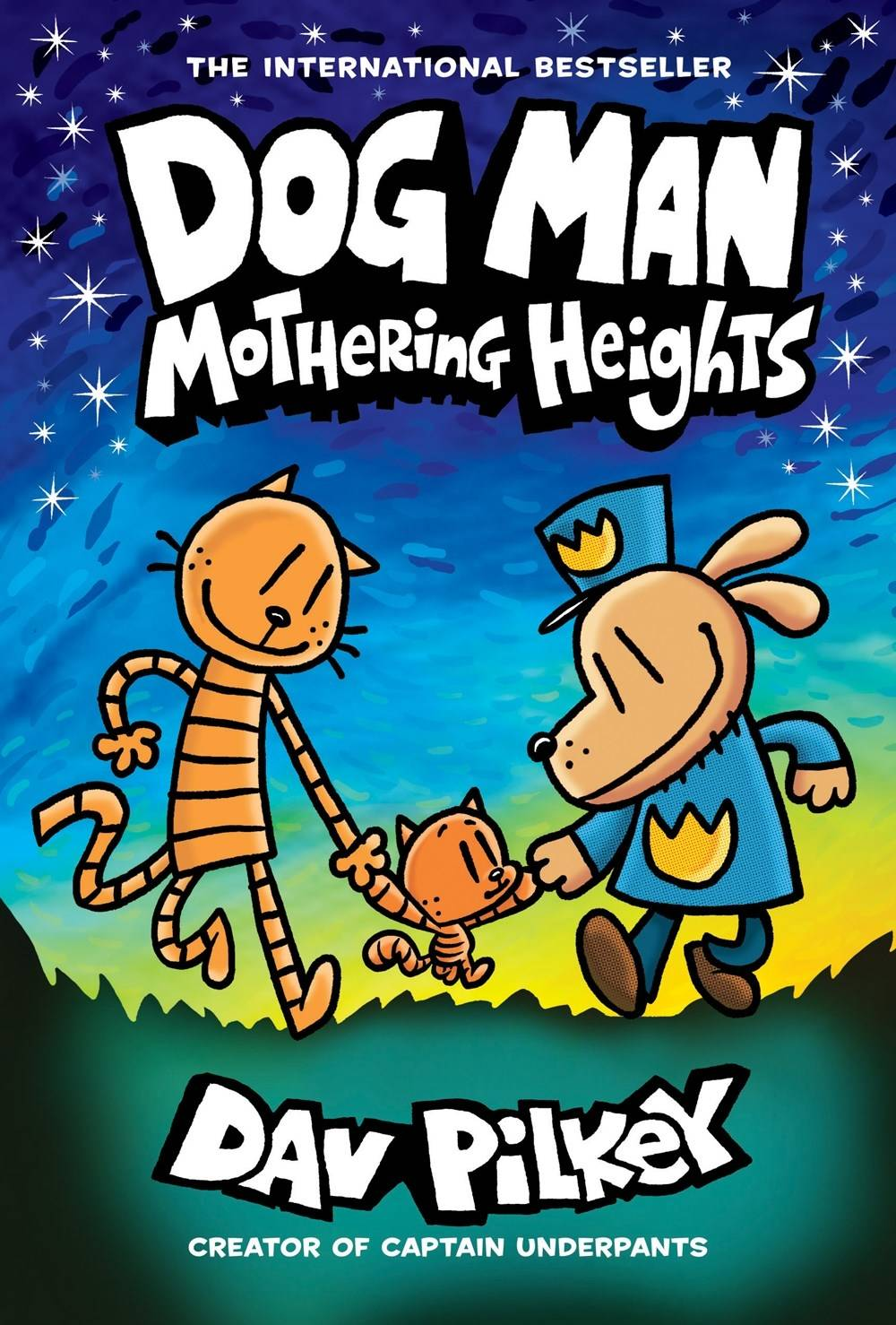 DOG MAN HC GN W DUST JACKET VOL 10 MOTHERING HEIGHTS