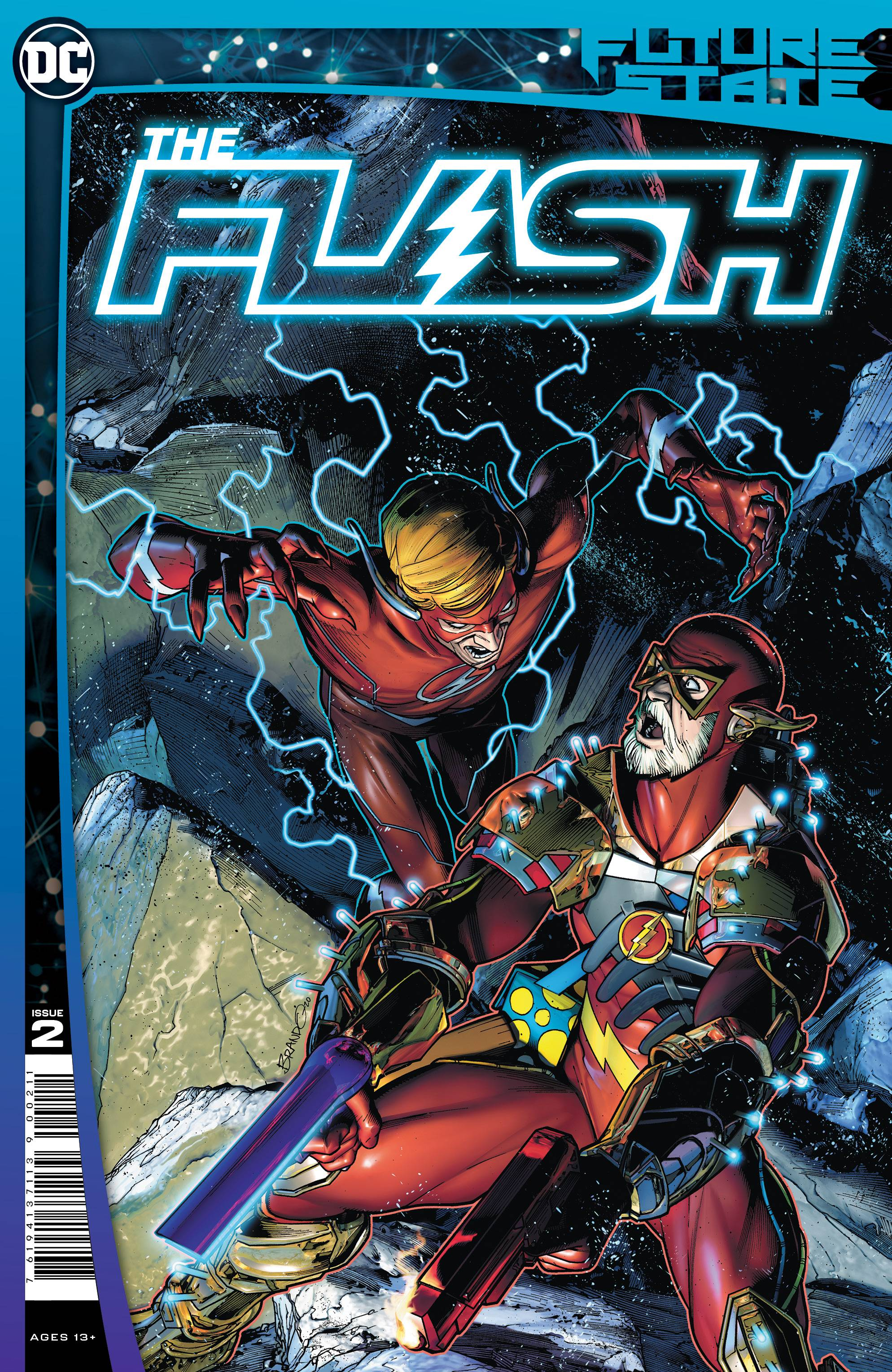 FUTURE STATE THE FLASH #2