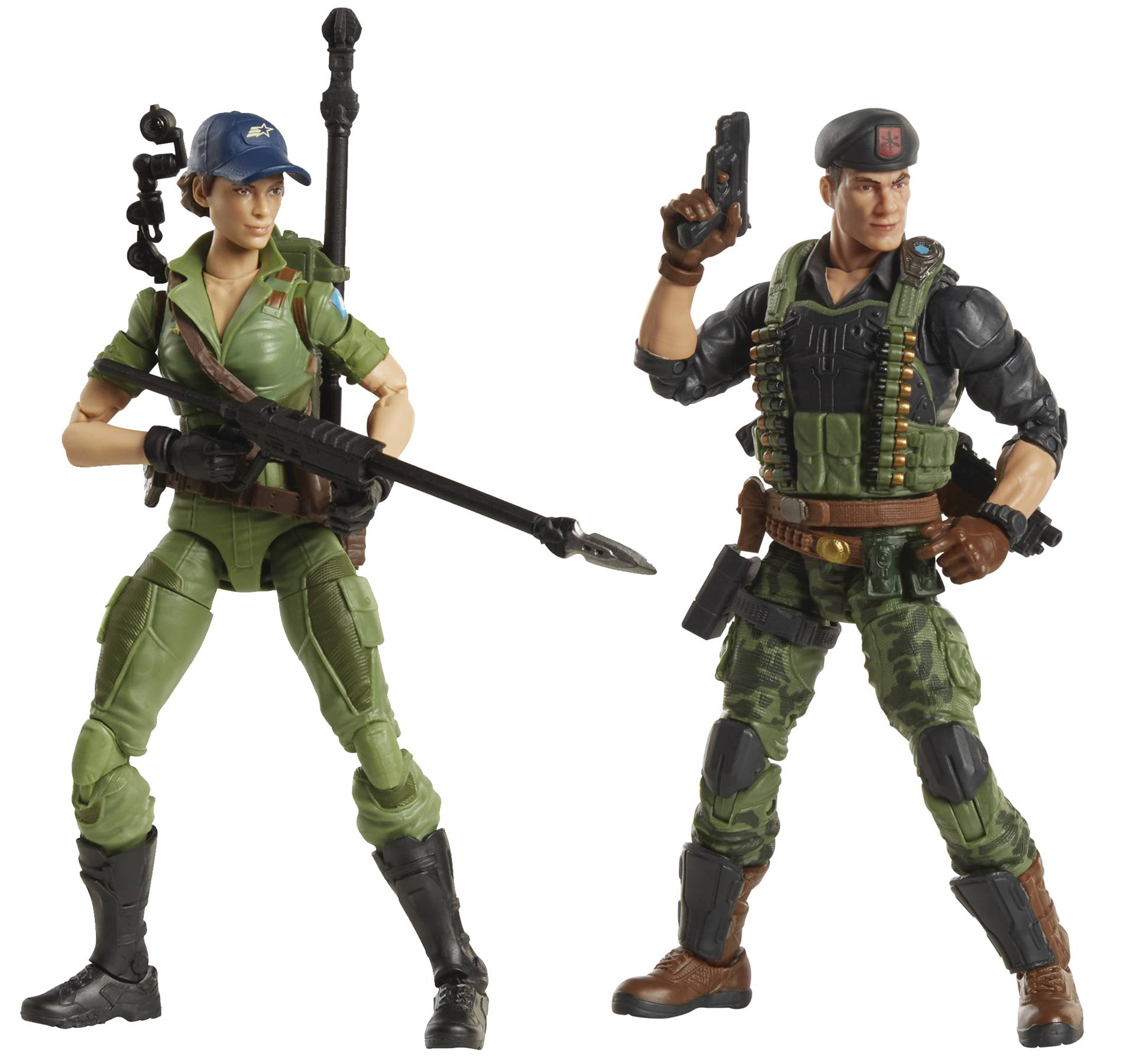 GI JOE CLASSIFIED SERIES 6IN AF ASST 202102
