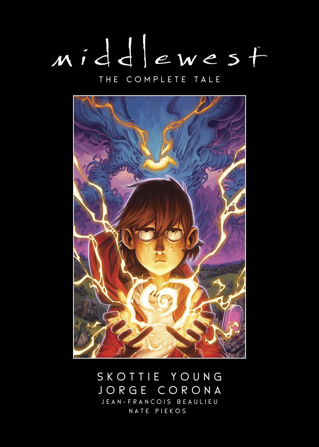 MIDDLEWEST COMP TALE HC (MR)