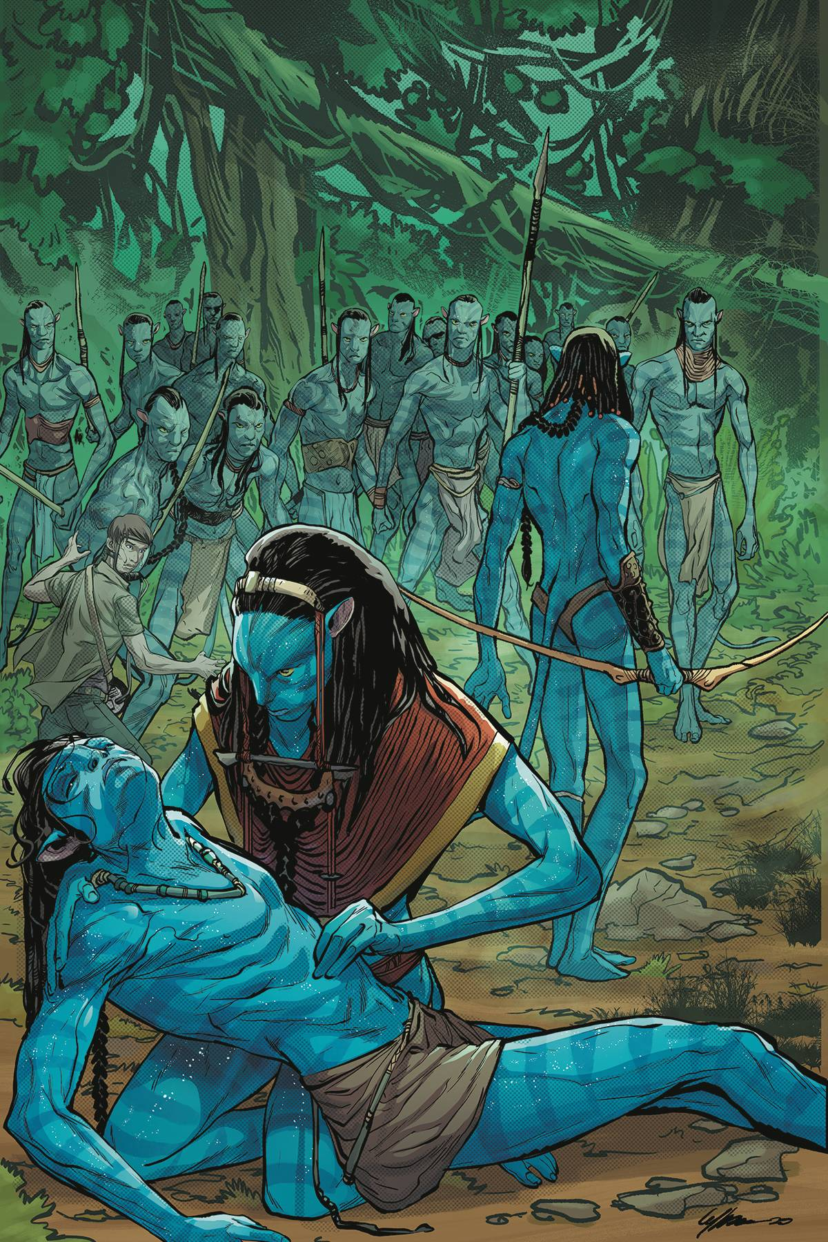 AVATAR THE NEXT SHADOW #3 (OF 4)