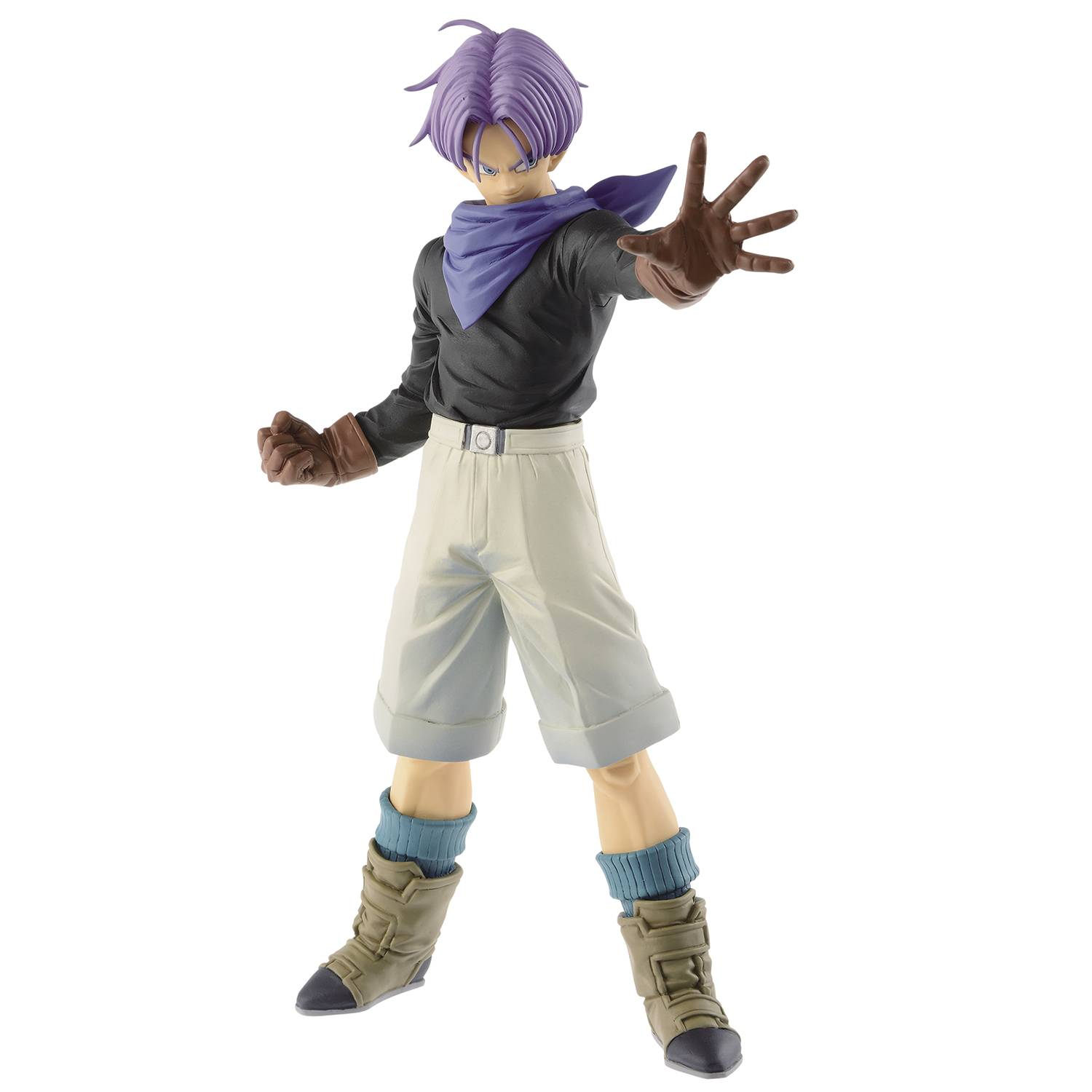 DRAGON BALL GT ULTIMATE SOLDIERS TRUNKS FIG
