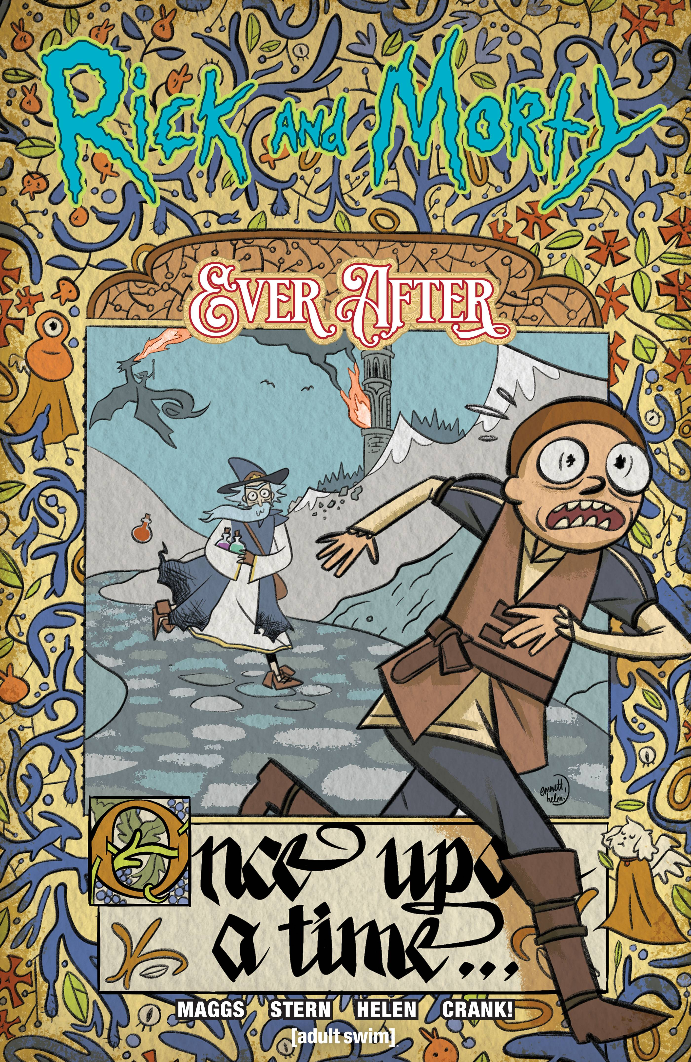 RICK & MORTY EVER AFTER TP VOL 01 (MR)