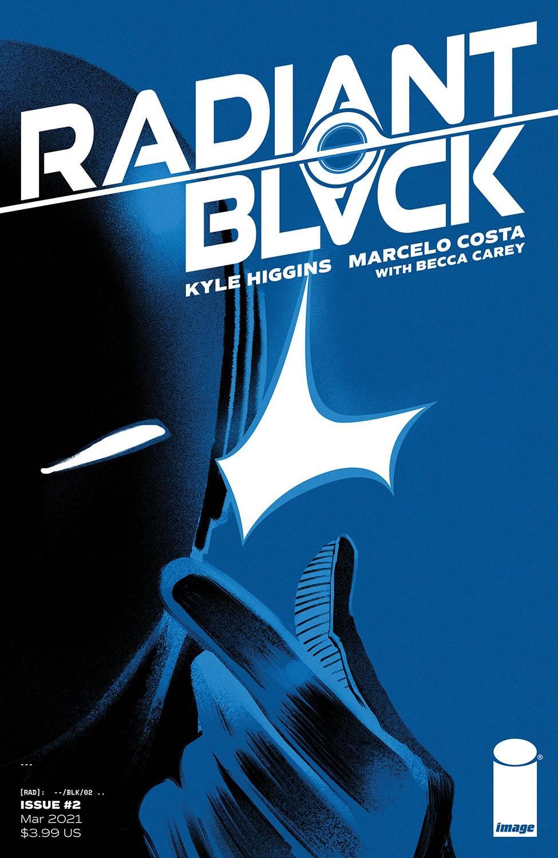 RADIANT BLACK #2 CVR A COSTA