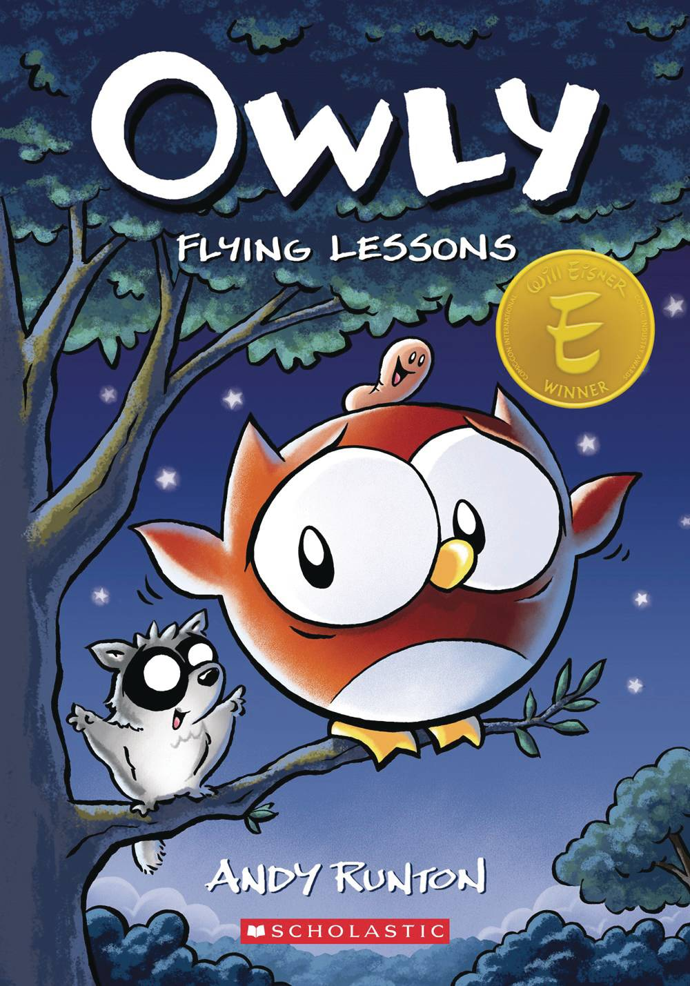 OWLY COLOR ED HC GN VOL 03 FLYING LESSONS