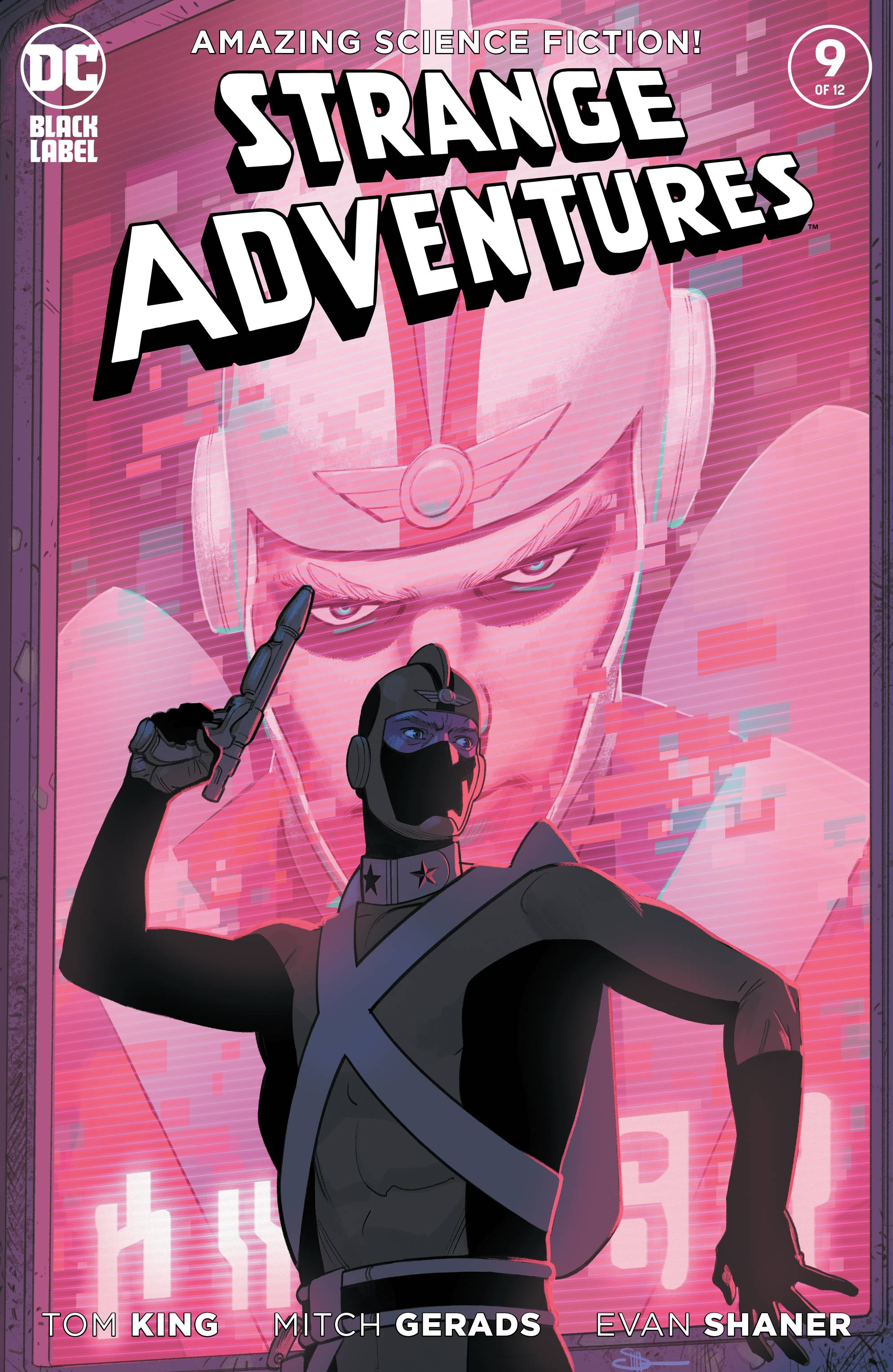 STRANGE ADVENTURES #9 (OF 12) VAR ED