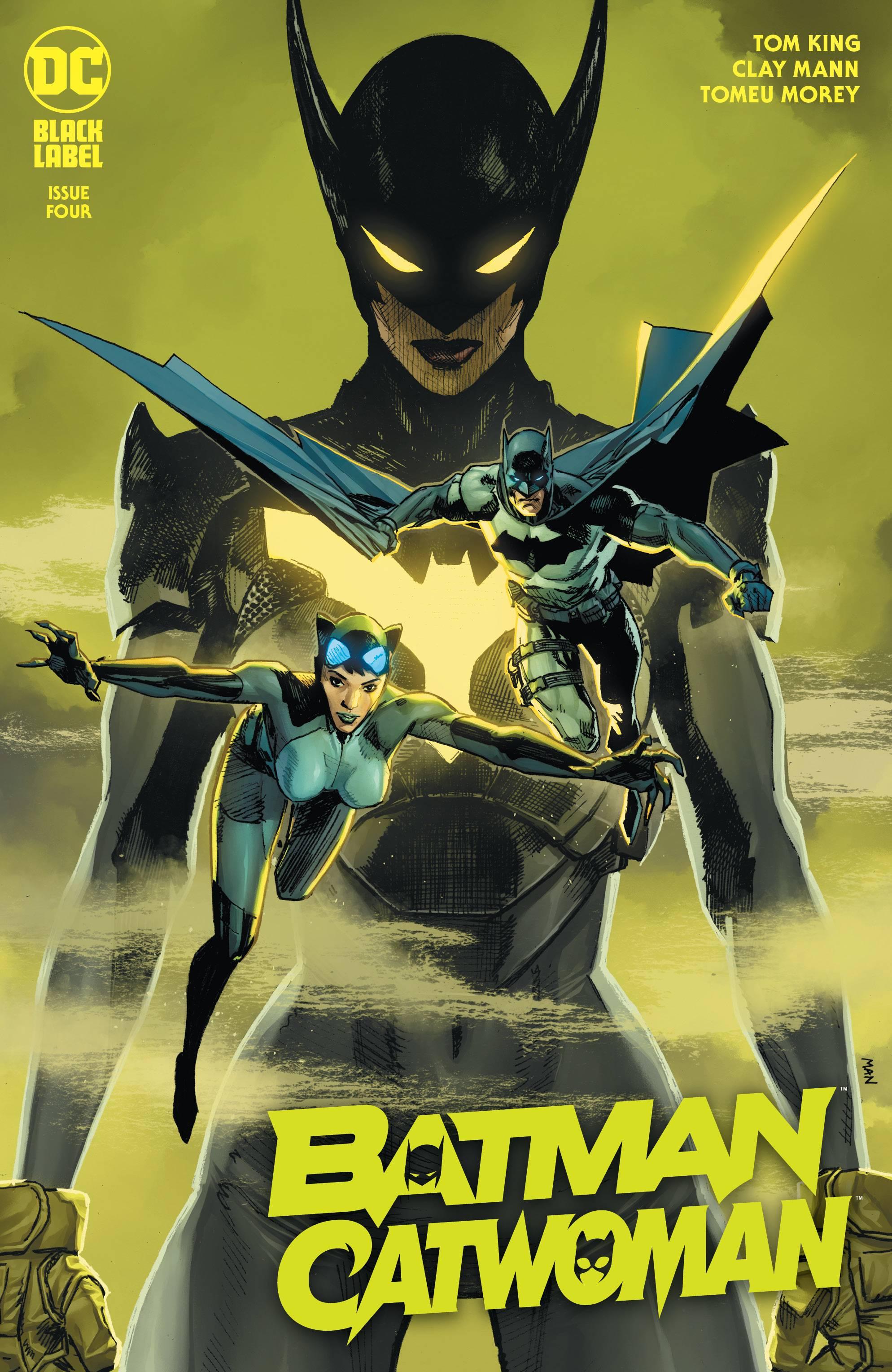 BATMAN CATWOMAN #4
