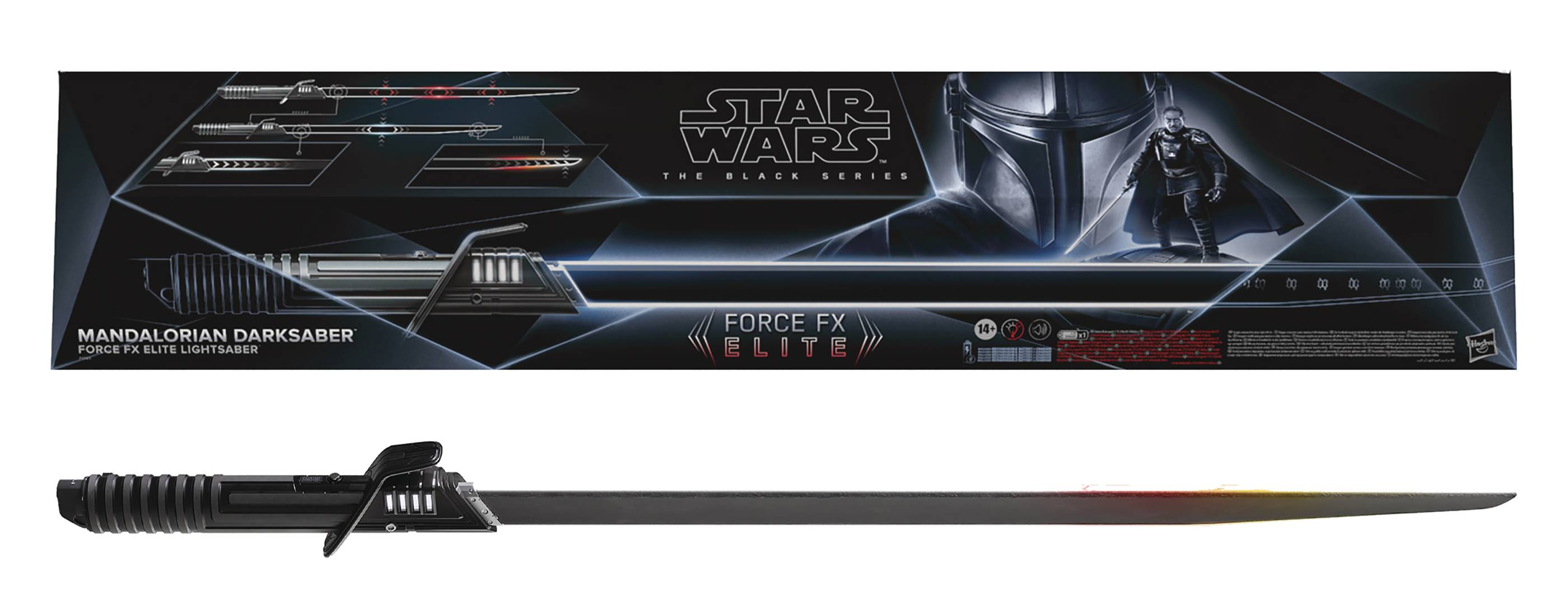 SW BLACK FORCE FX ELITE DARK SABER CS  (NOV208301)