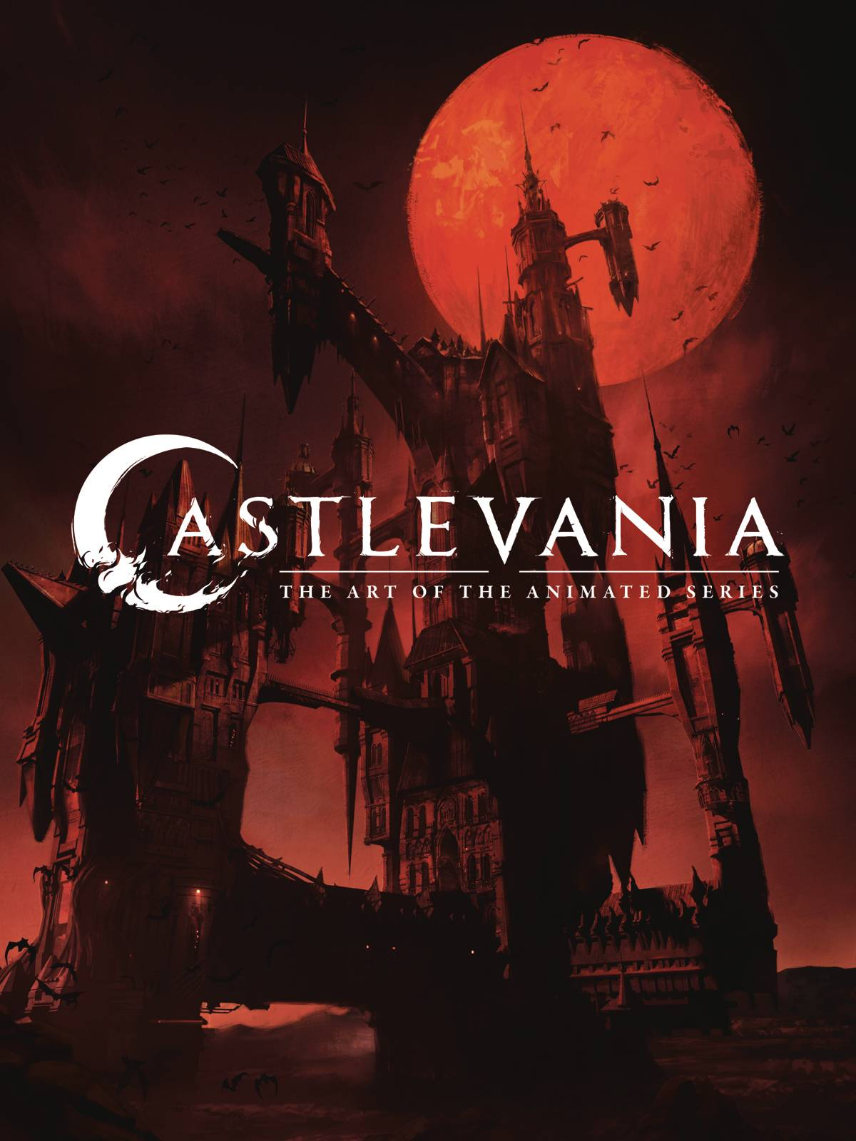 CASTLEVANIA ART OF THE ANIMATED SERIES HC