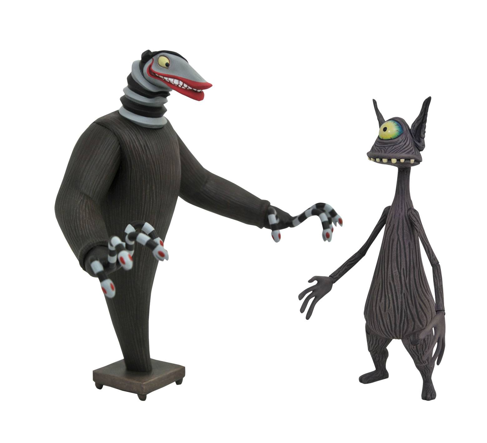 NBX SELECT PX CREATURE UNDER THE STAIRS FIGURE