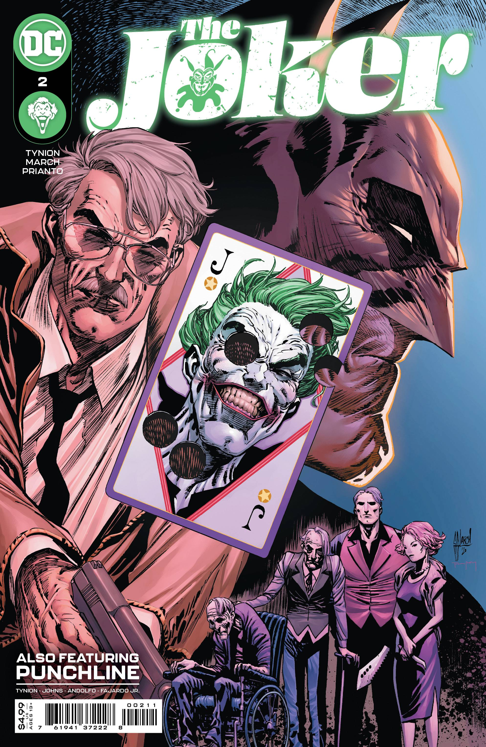 JOKER #2 CVR A MARCH
