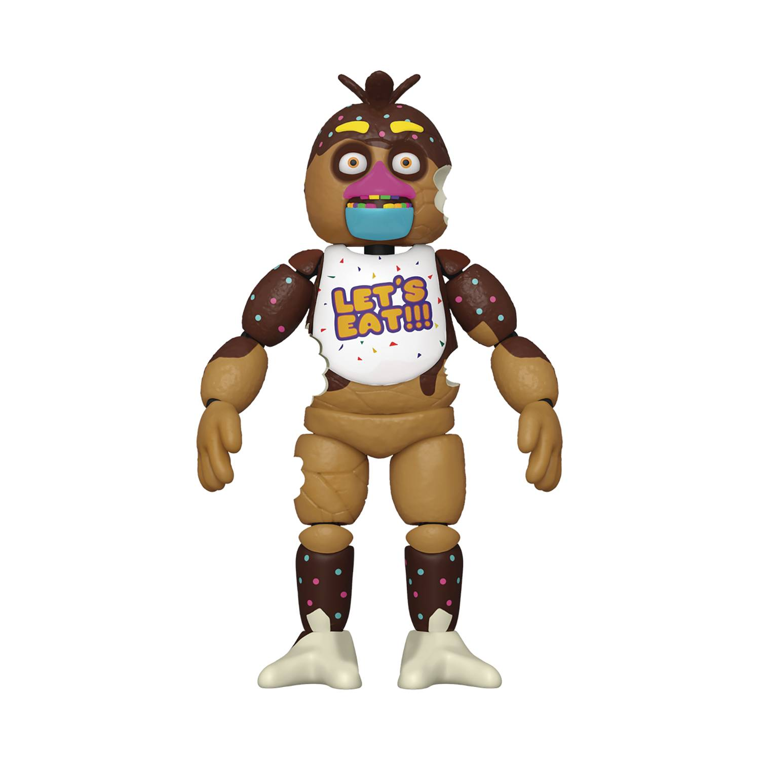 FIVE NIGHTS AT FREDDYS CHOCOLATE CHICA AF (DEC208525)