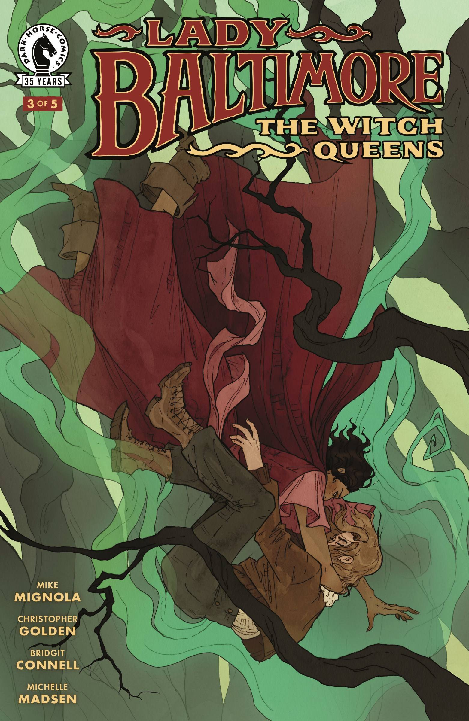 LADY BALTIMORE WITCH QUEENS #3 (OF 5)