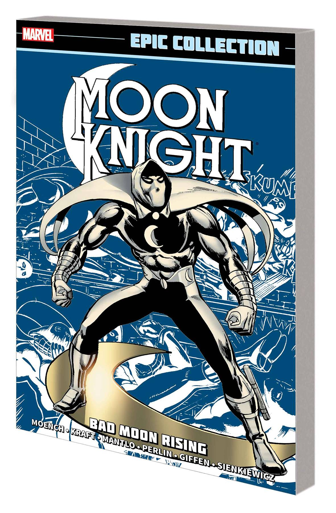 MOON KNIGHT EPIC COLLECTION TP BAD MOON RISING NEW PTG