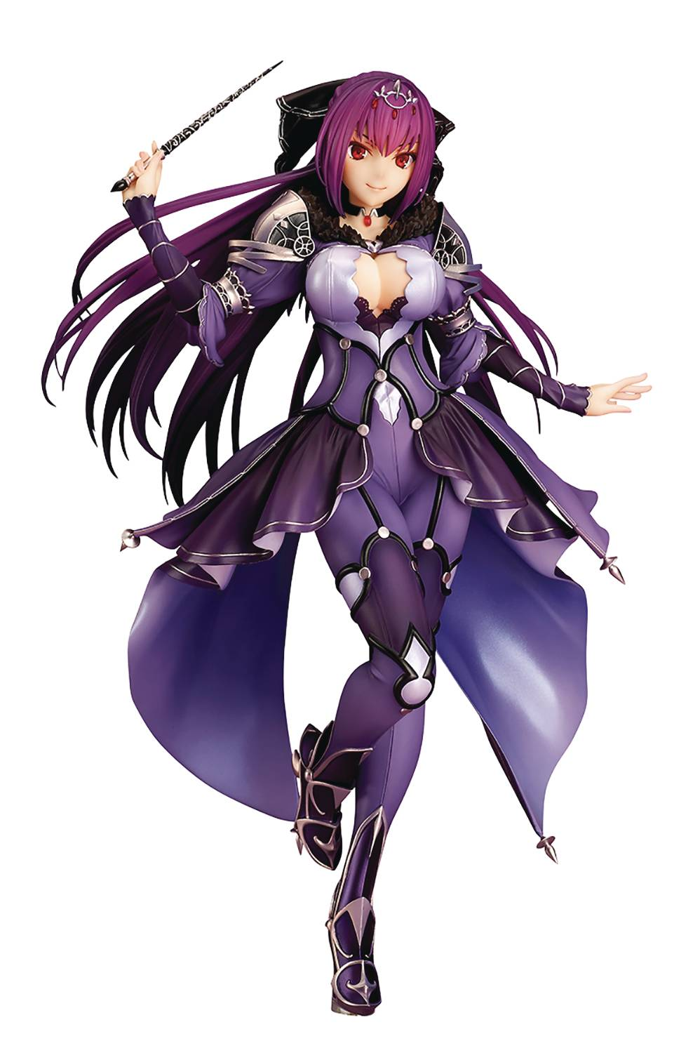 FATE GRAND ORDER CASTER SCATHACH SKADI 2ND ASCENSION 1/7 PVC