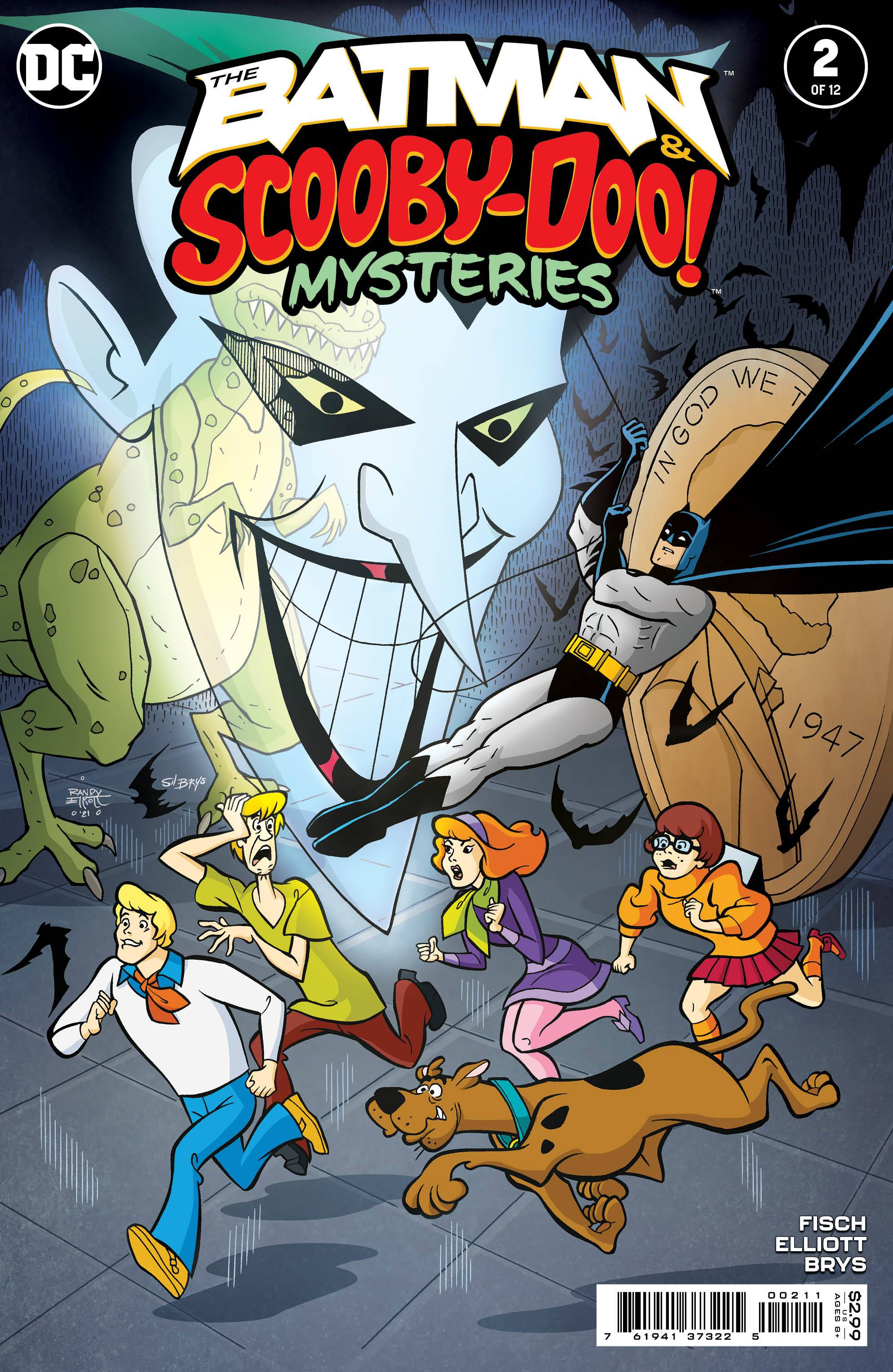 BATMAN & SCOOBY DOO MYSTERIES #2