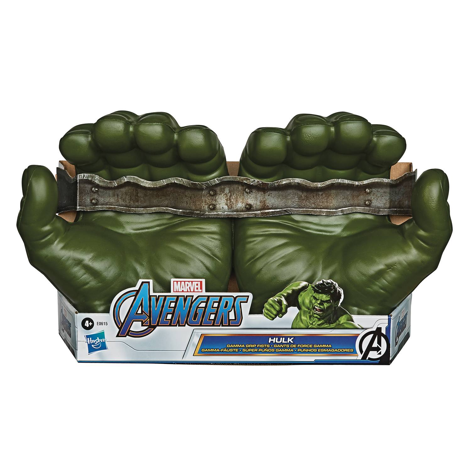AVENGERS HULK GAMMA GRIP FISTS CS