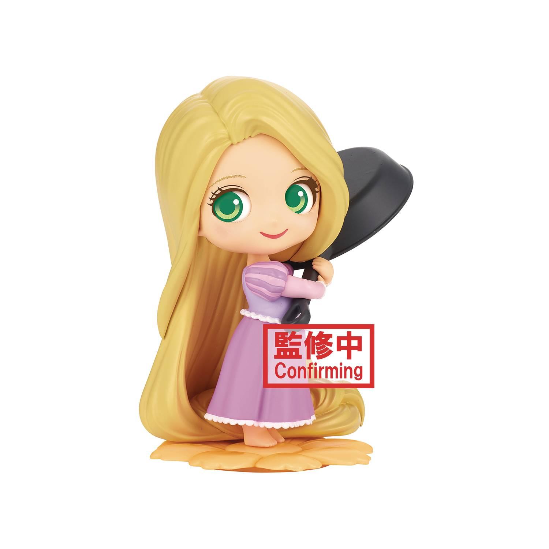 État nouveau Mystery Capsule Figure 3 X Disney Princess Fashems Bundle
