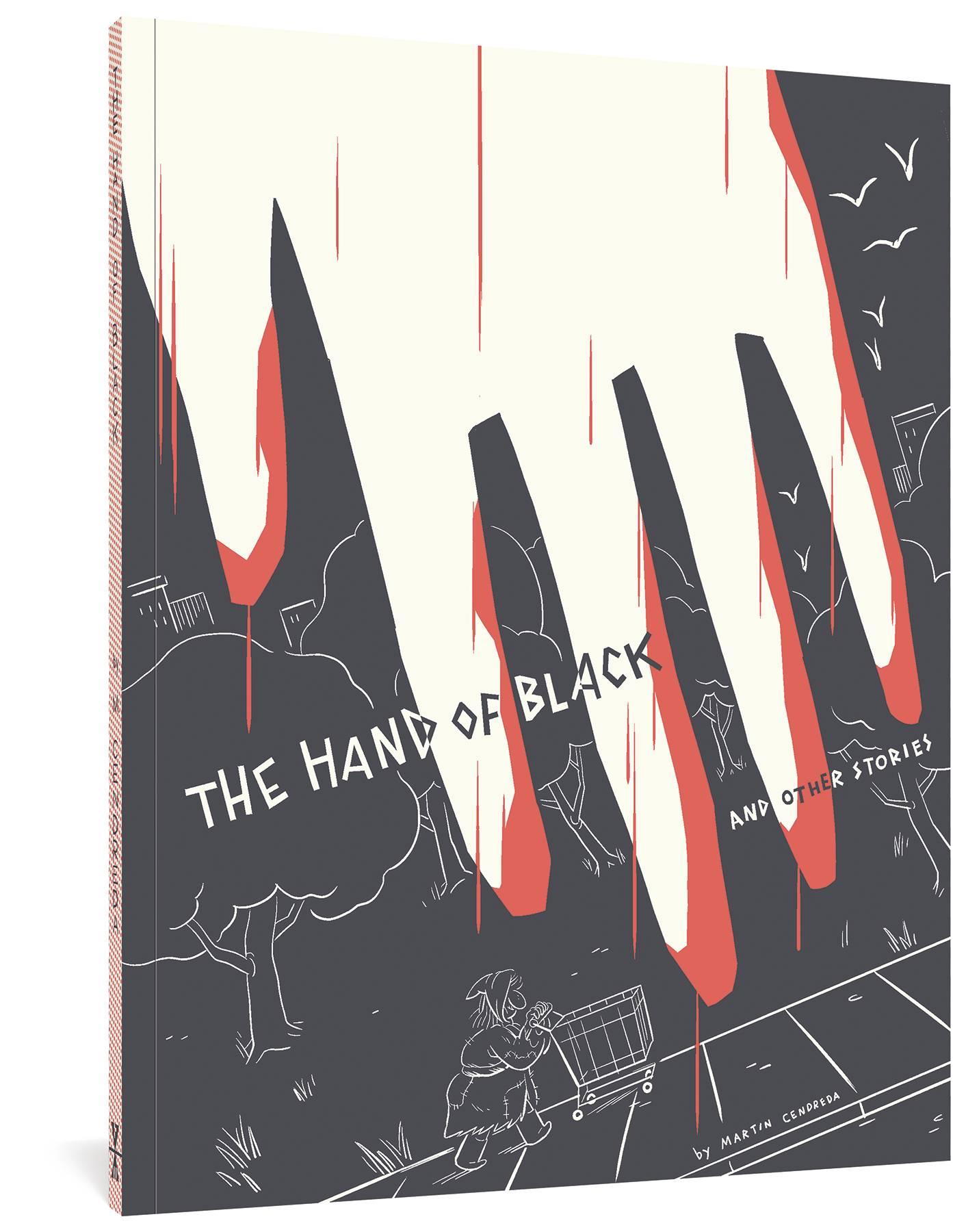 FANTAGRAPHICS UNDERGROUND HAND OF BLACK TP