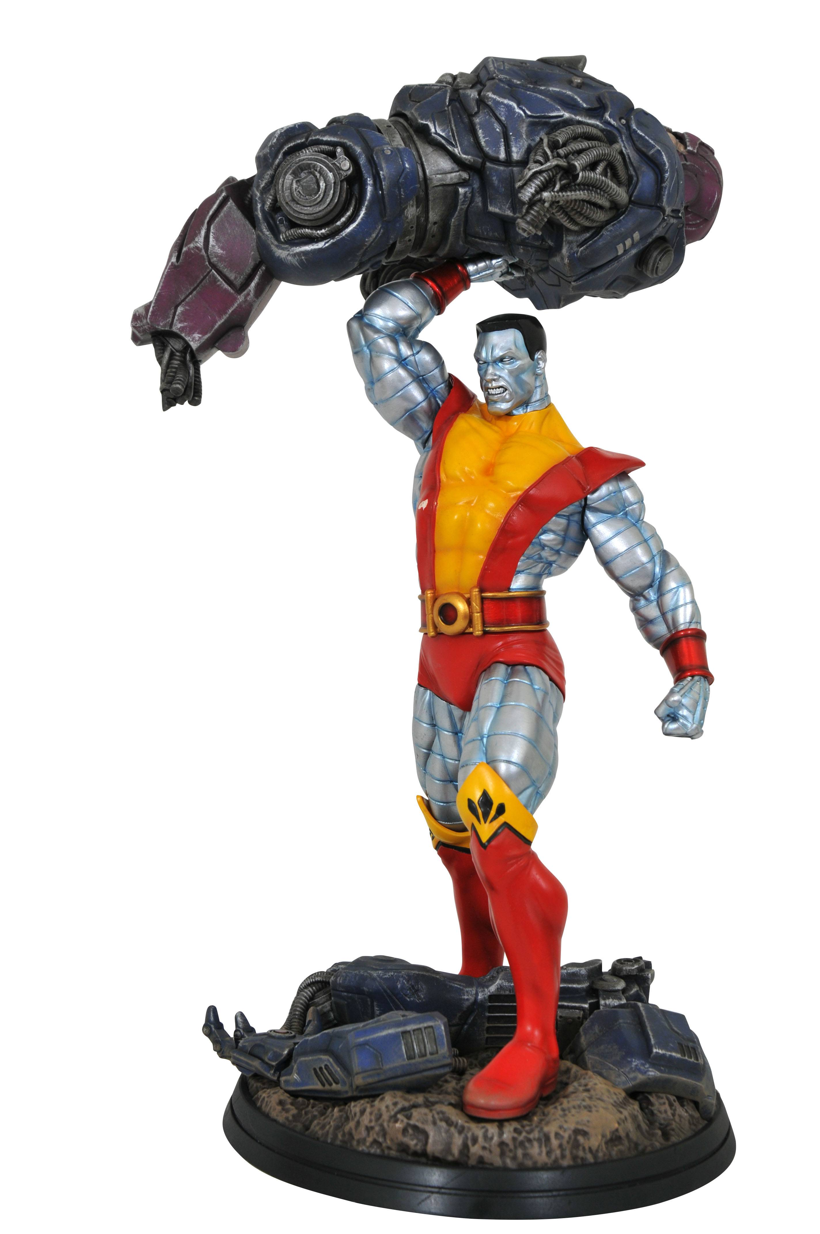 MARVEL PREMIER COLLECTION COLOSSUS STATUE