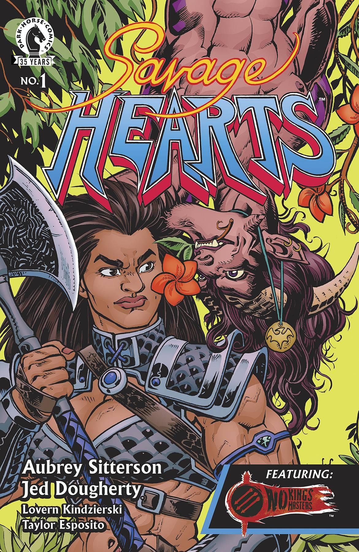 SAVAGE HEARTS #1 (OF 5) (MR)
