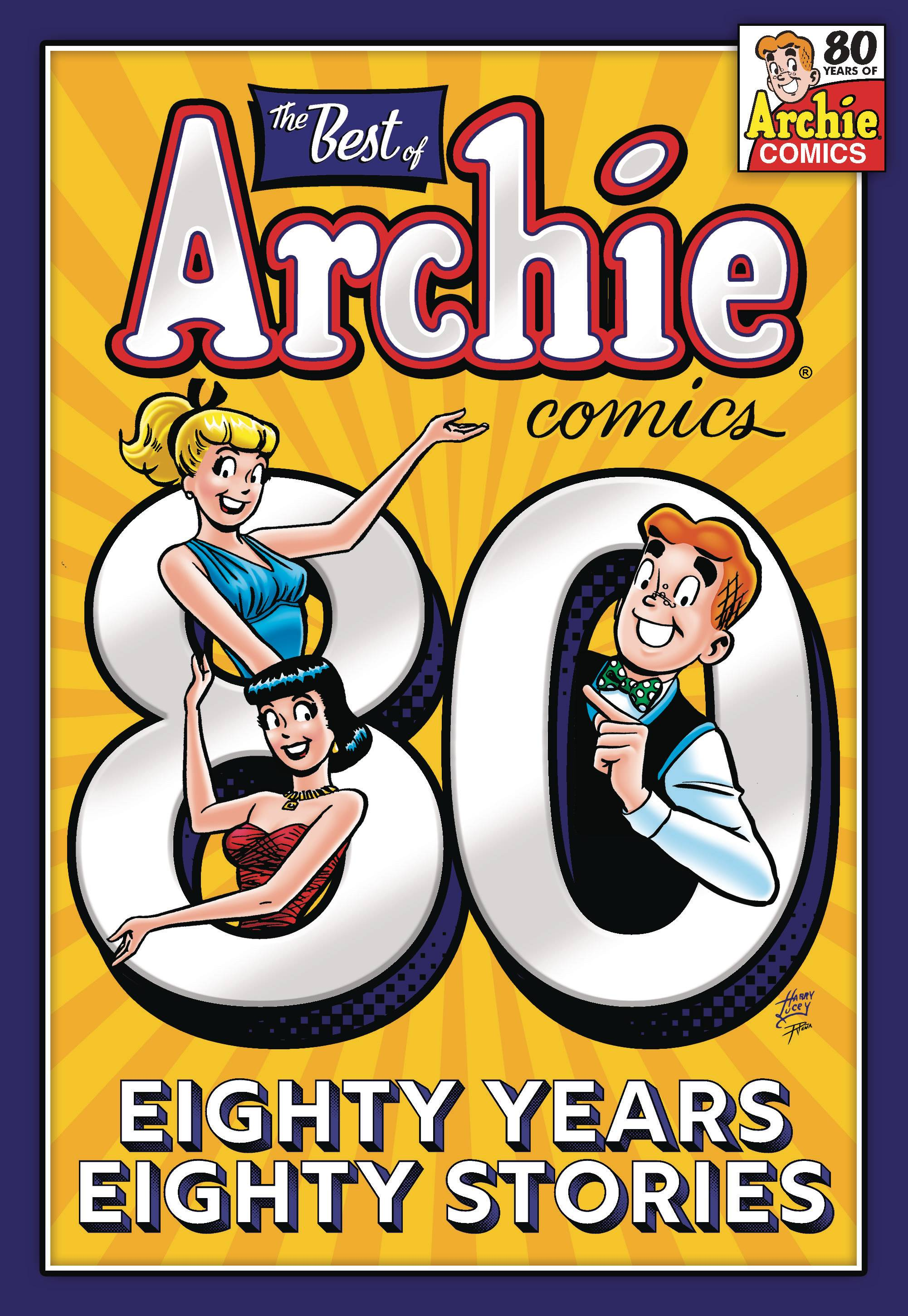 BEST OF ARCHIE COMICS 80 YEARS 80 STORIES TP