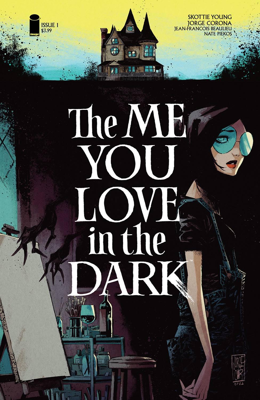 ME YOU LOVE IN THE DARK #1 (OF 5) CVR A CORONA (MR)