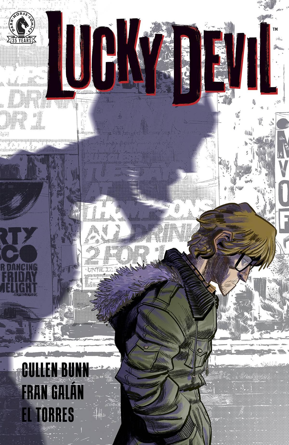 LUCKY DEVIL #1 (OF 4)