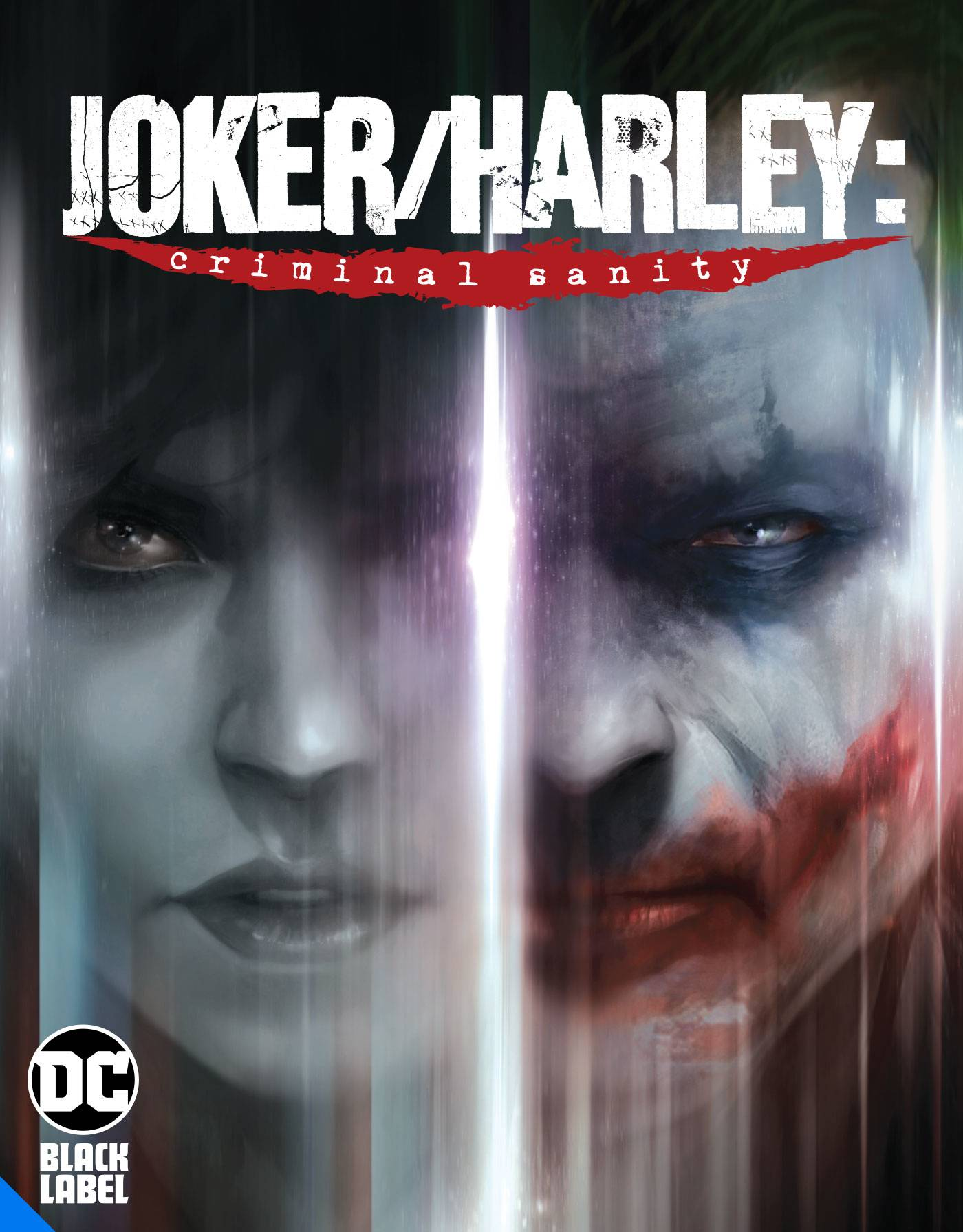 JOKER HARLEY CRIMINAL SANITY HC