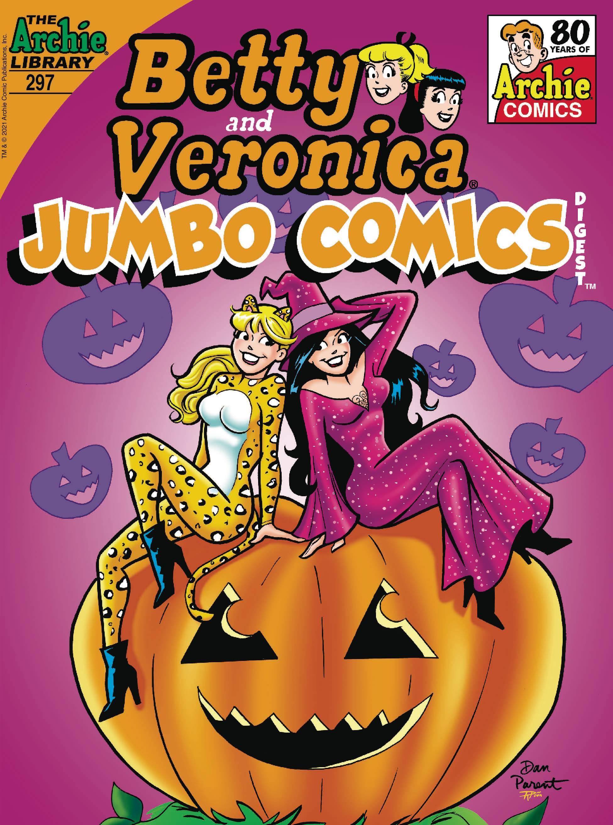 JUL211341 - BETTY & VERONICA JUMBO COMICS DIGEST #297 - Previews World